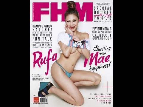 Rufa Mae Quinto -- the Sexy filipina photo shoot on FHM