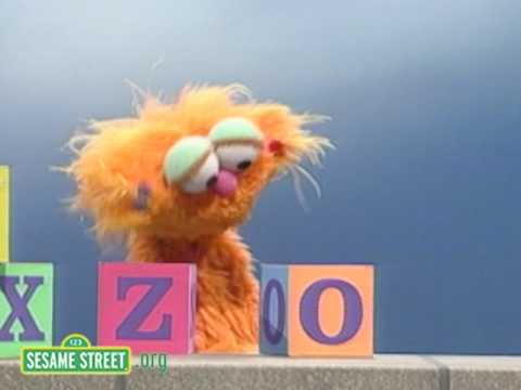 Sesame Street - My Name Is Zoe
