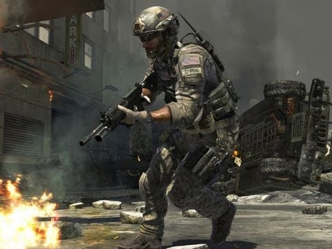Let's Play MW3 Multiplayer LIVESTREAM!