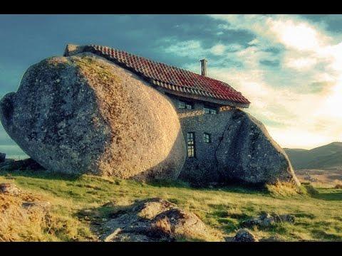 Самые НЕВЕРОЯТНЫЕ дома!!!