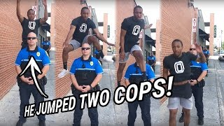 He Jumped TWO COPS & Wayyy More! Dexton Is Back At It Again 😱