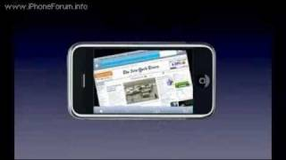 Apple iPhone Presentation (part 1)