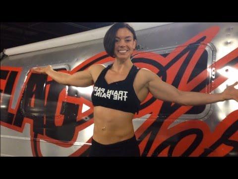 Jodi Boam 2014 Vlog Series Episode 2 • DLB WARHOUSE GYM CAMP