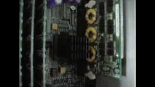 SERWER HP ProLIant DL380 - problem