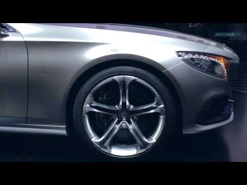 Mercedes-Benz S-class Concept Coupe