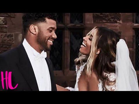 Ciara & Russell Wilson Wedding Album Is Finally Here