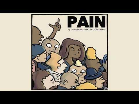 De La Soul - Pain ft. Snoop Dogg (Official Audio)
