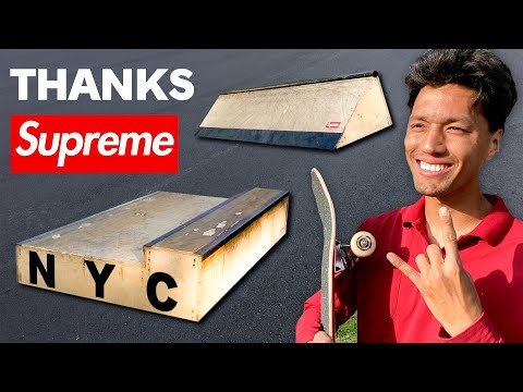 The Cheapest Skatepark in New York City