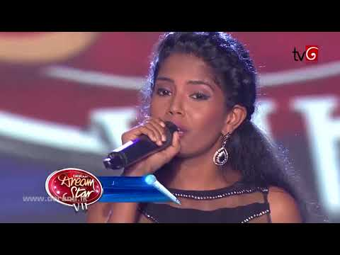 Dream Star Season VII | Final 10 - Chathurya Geethmi ( 14-10-2017 )