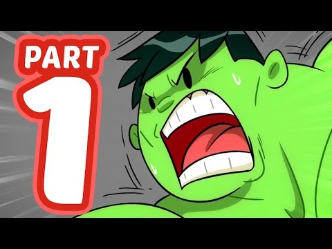 What If Hulk RIpped His Pants # 1 ( Superheroes Parody )
