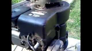 homemade outboard motor