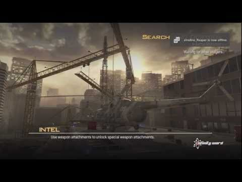 Black Ops & MW2 : Mike Myers Gameplay & Live Commentary