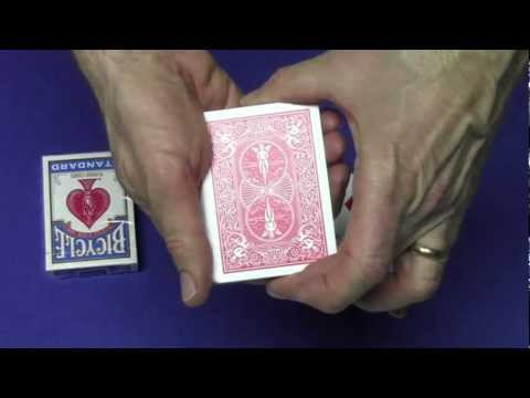 How To Reseal a Deck of Cards and AMAZE YOUR FRIENDS