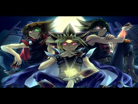 [ost] Yu-gi-oh 10th Anniversary - Yugi jaden yusei Battle Theme video