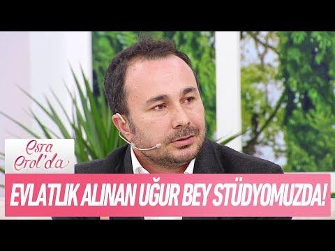 Uğur Bey'i evlatlık alan babanın ismi Hacı Veli Kırıcı  - Esra Erol'da 20 Kasım 2017