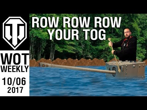 PC: World of Tanks Weekly #32 - (Live) Stream of Consciousness