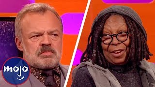 Top 10 Awkward Interviews on Graham Norton
