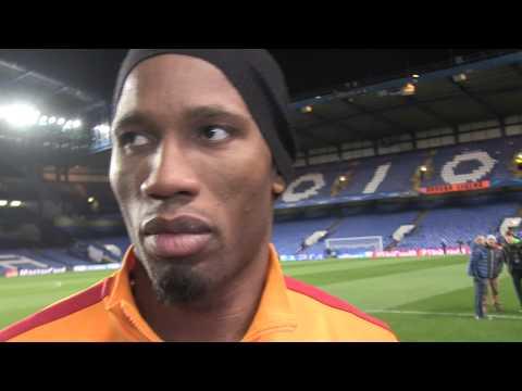 Didier Drogba: Emotional night for me at Stamford Bridge