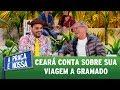 Matheus Ceará conta sobre sua viagem a Gramado | A Praça É Nossa (13/07/17)