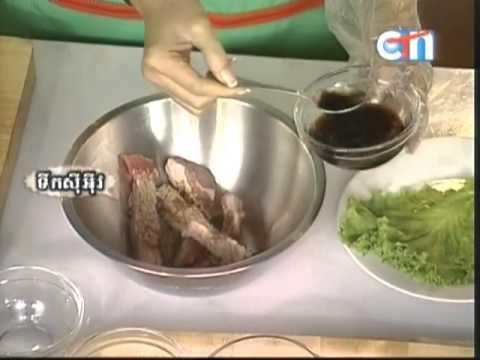 Khmer Food [27-10-2012]