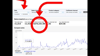 How I MADE $273,203.03 My 1st YEAR Selling On Amazon! Who Is Tanner Fox?