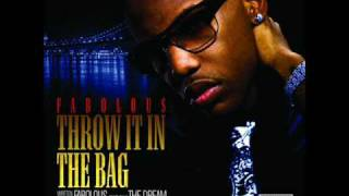 Fabolous - Throw It In The Bag (ft The-dream) Hq