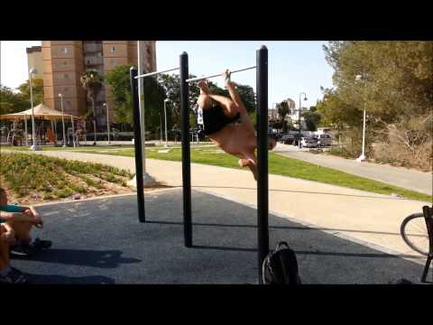 Beer Sheva Street Workout 2013 (B7)