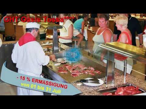 Супер-скидки при заказе до 31 Июля►GHT Oasis Tossa