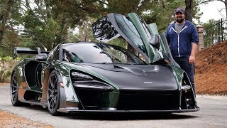 My Friend Phil Bought A McLaren Senna