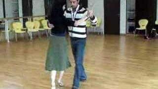 Cours de Tango Argentin avec Rodrigo Rufino & Gisela Passi