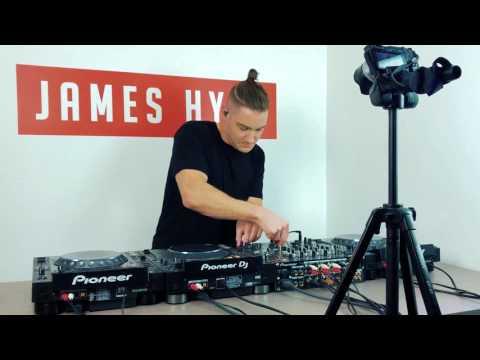 Quick Performance Mix #4 Pioneer CDJ2000 Nexus 2, UK House, Tech House & Garage DJ Mix, Slide