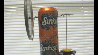 The Most Powerful Soda Can Engine