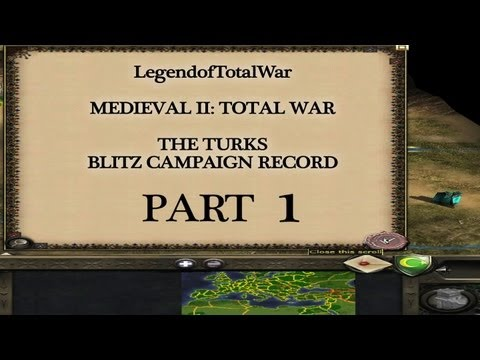 Medieval 2 Total War Blitz Campaign Record Part 1 - Battle of Tbilisi