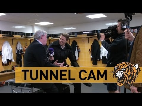 Hull City v Manchester City | Tunnel Cam