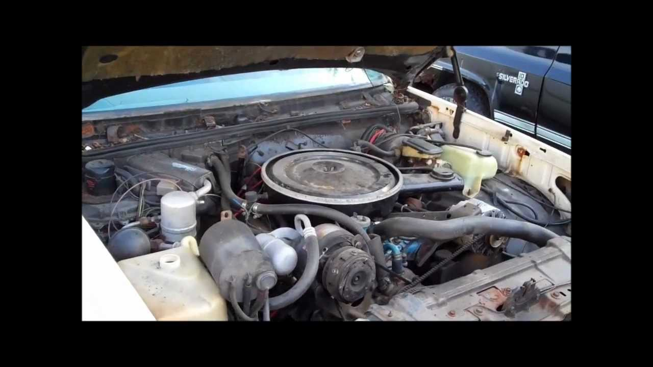 Chevy 85 Truck >> 1984 Silverado C10 Update 6 Wire Harness Repair Classic G-Body - YouTube
