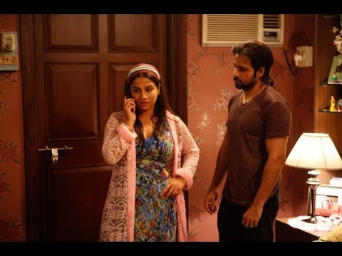 Emraan makes Vidya a Ghanchakkar I Behind the scenes