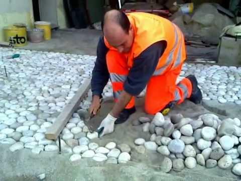 Sabbia di fiume lavata abbinamento mobili classici e moderni for Porfido prezzi bricoman