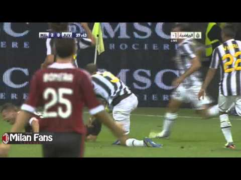 Highlights AC Milan VS Juventus ( 2-1 ) Berlusconi Cup 2011 HD