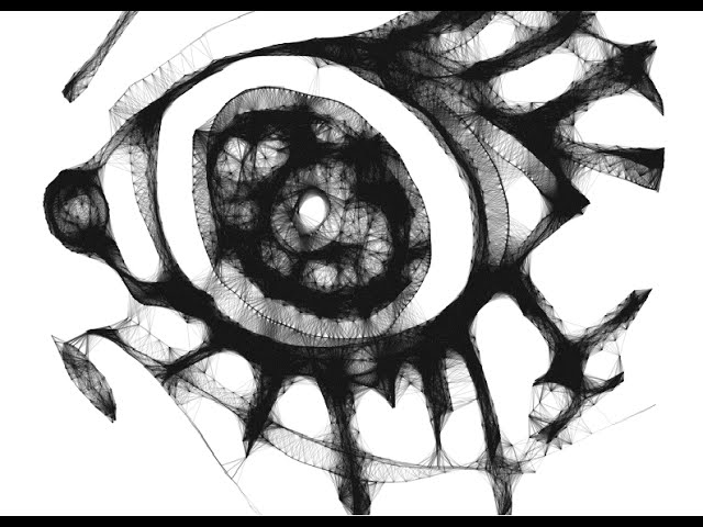 [How To Draw Eye tattoo 7] Video