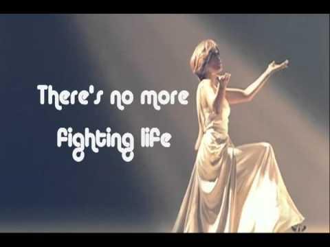 'I Look To You   Whitney HoustonLyrics On Screen   YouTube