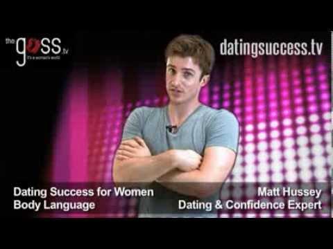 Matt Hussey - Dating Tips for Women - Body Language (GetTheGuy)