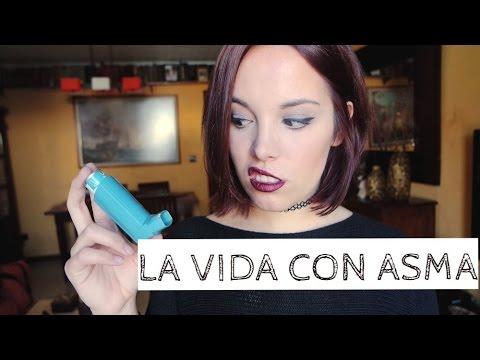 LOS PROBLEMAS DE TENER ASMA | Sandra López