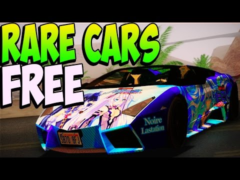GTA 5 Online - RARE CARS FREE Location After Patch 1.19 - Secret Rare Vehicles (GTA 5 Cars Guide)