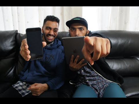 Ayyan and Ahmed Review the new Apple iPhone 6