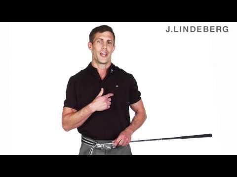J Lindeberg Rubi Polo Black