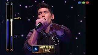 "Matías Carrica canta ""Madre mía"" - Elegidos"