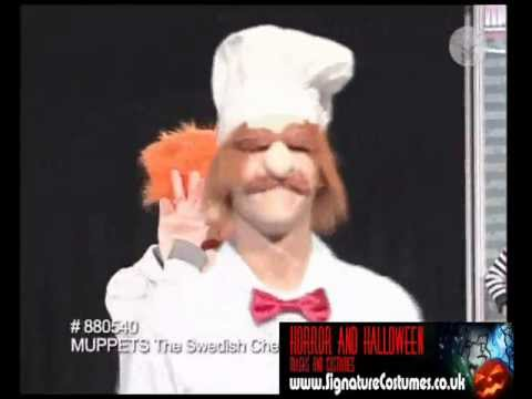 Swedish Chef Costume Swedish Chef Muppets Costume