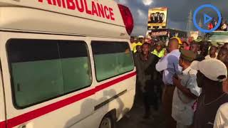 One dead several injured in Kibarani accident