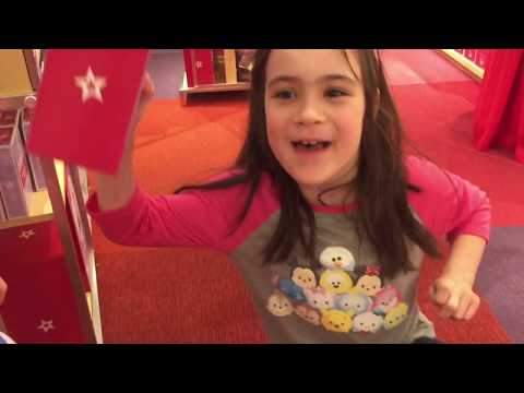 AMERICAN GIRL STORE BIRTHDAY SHOPPING TRIP   beingmommywithstyle
