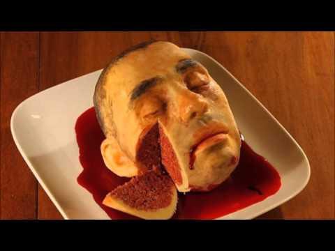 Sadece Midesiz İnsanların Bakabileceği 8 İğrenç Pasta